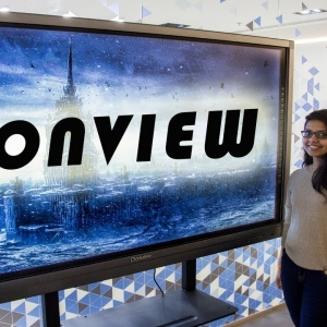 DONVIEW DS-861WMS-105PA 86″TOUCH LCD